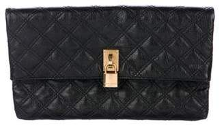 Marc by Marc Jacobs Large Eugenie Leather Clutch