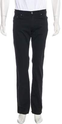 Gianfranco Ferre GF Five-Pocket Twill Pants