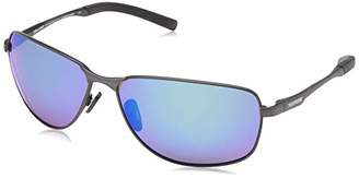 Pepper's Unisex-Adult Mainbrace LP5908-12 Polarized Oval Sunglasses