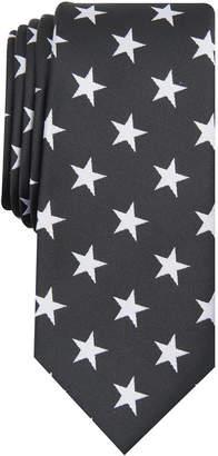 INC International Concepts I.n.c. Men Star Spangled Graphic Tie