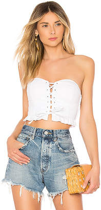 by the way. Kasey Lace Up Corset