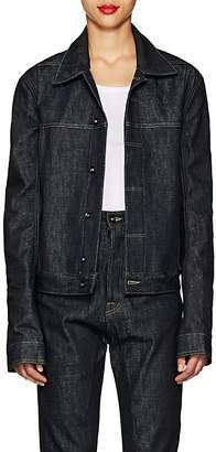 Rick Owens Women's Denim Worker Jacket