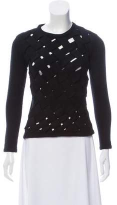 98340d38fa7 Basket-weave Sweater - ShopStyle