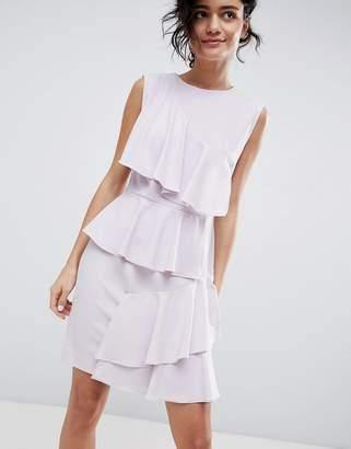 2nd Day Tiered Ruffle Dress