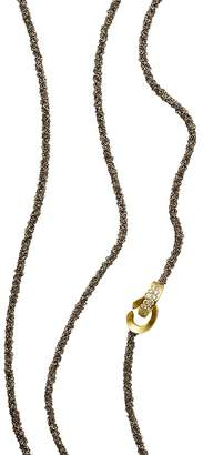 Antonini 18K Yellow Gold Matera Chain and Diamond Necklace, 42""