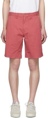 Polo Ralph Lauren Red Chino Shorts