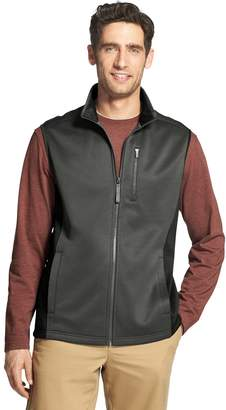 Izod Men's Spectator SportFlex Stretch Fleece Vest