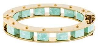 Lele Sadoughi Cube Slider Bracelet