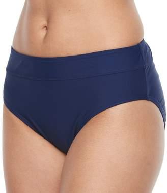 Croft & Barrow Women's Midrise Scoop Bikini Bottoms