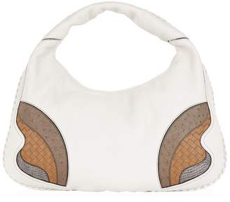 Bottega Veneta Contrast Hobo Bag