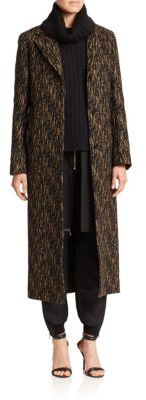 3.1 Phillip Lim Two-Tone Wool-Blend Coat