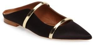 Women's Malone Souliers Maureen Pointy Toe Flat $495 thestylecure.com