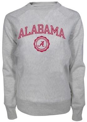 NCAA Ladies Long Sleeve Alabama