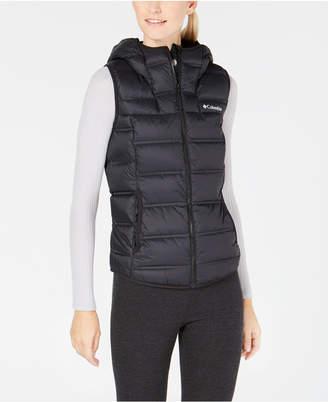 Columbia Explorer Falls Hooded Puffer Vest