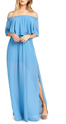 Women's Show Me Your Mumu Hacienda Convertible Gown $172 thestylecure.com