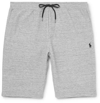 Polo Ralph Lauren Mélange Jersey Drawstring Shorts