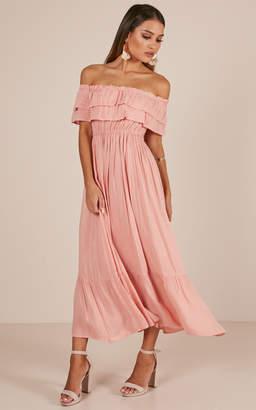 Showpo Notre Dame maxi dress in mocha - 10 (M) Casual Outfits