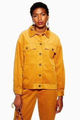NATIVE YOUTH Corduroy Jacket