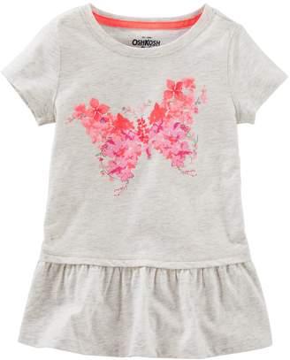 Osh Kosh Oshkosh Bgosh Toddler Girl Graphic Tunic Top