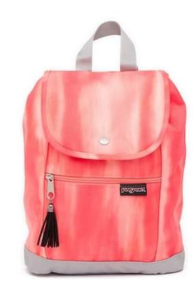 JanSport Abbie Drawstring Canvas Backpack