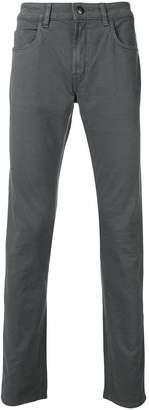 Fay straight leg trousers