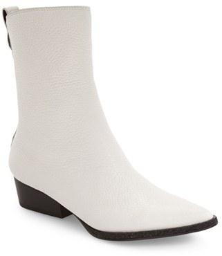 Women's Calvin Klein Kiki Pointy Toe Bootie $494.95 thestylecure.com