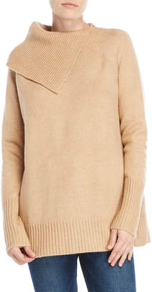 For The Republic Oversized Split Cowl Beck Sweater