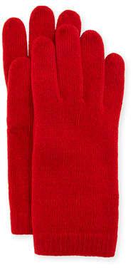 Portolano Cashmere Knit Gloves