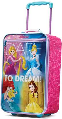 "American Tourister Disney Princess ""Dare to Dream"" 18-Inch Wheeled Carry-On"