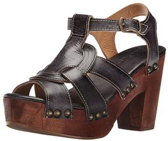 bed stu Women's Caitlin Heeled Sandal $79.96 thestylecure.com