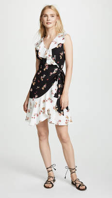 Keepsake Evolve Wrap Dress