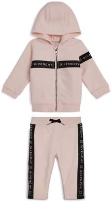 Givenchy Logo-Band Tracksuit