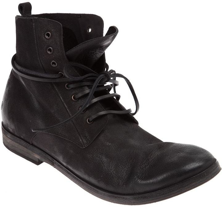 Marsèll distressed ankle boot