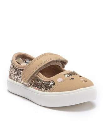 Carter's Genna Glitter Mary Jane Flat (Toddler & Little Kid)
