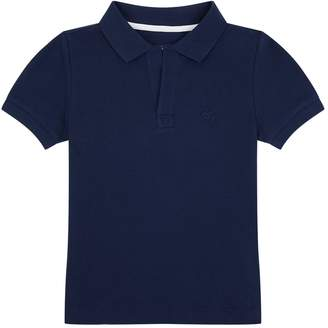 Vilebrequin Turtle Embroidered Polo Shirt