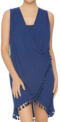 Athena Bazaar Beauty Wrap Swim Cover-Up