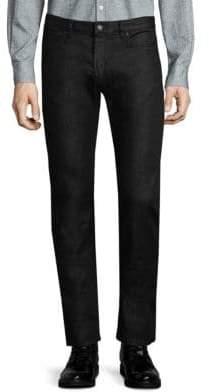 HUGO BOSS Cotton Stretch Regular Fit Jeans
