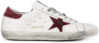 Golden Goose Superstar low top sneakers
