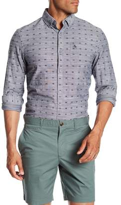 Original Penguin Cassette Print Slim Fit Shirt