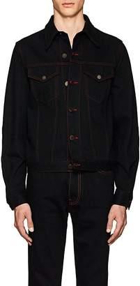 "Calvin Klein Men's ""Dennis Hopper"" Denim Trucker Jacket"