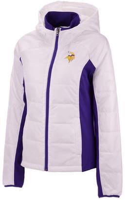 G-iii Sports Women Minnesota Vikings Defense Polyfill Jacket