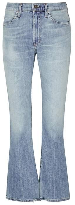 Citizens Of Humanity Kaya Light Blue Kick-flare Jeans