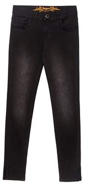 Desigual Women's Black Cotton Jeans.