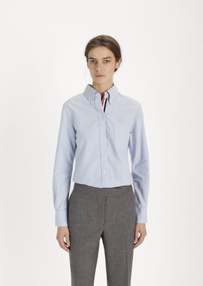 Thom Browne Classic Oxford Shirt $425 thestylecure.com