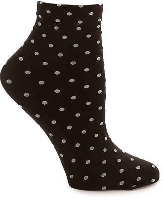 Me Moi MeMoi Polka Dot Ankle Socks - Women's