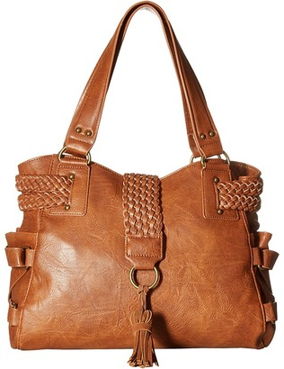 Steve Madden BSamba Tote $98 thestylecure.com