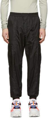 Juun.J Black Jogging Cargo Pants