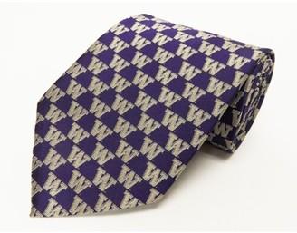Donegal Bay Washington Huskies Repeating Necktie