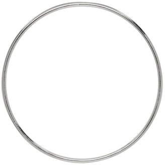 Saskia Diez Silver Wire Bold Earring