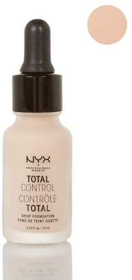 NYX Total Control Drop Foundation - Porcelain